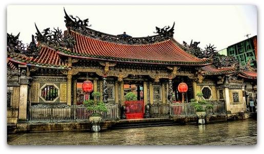 capital-of-taiwan-longshan-temple