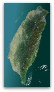 taiwan-geography